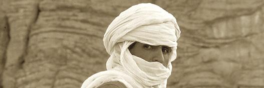 Algeria - tuareg seppia 550