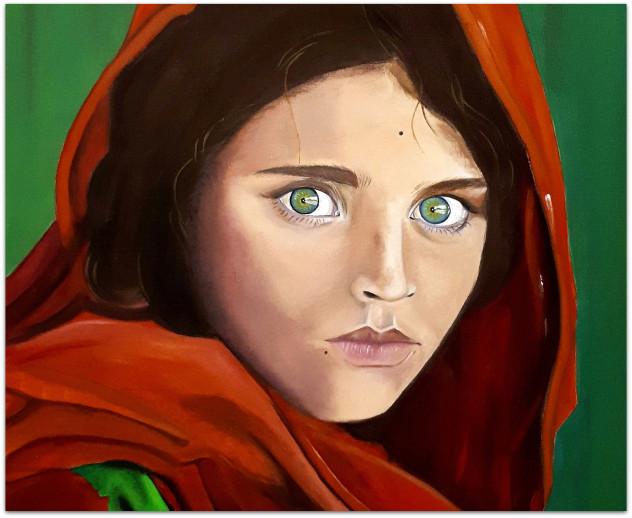 Ragazza afgana-home