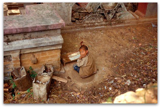 Nepal 1984 (14)ombra