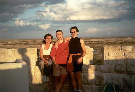 Namib - noi tre