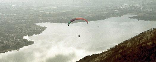 Parap - France in volo 550 circa seppia