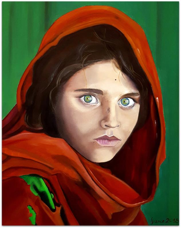 Ragazza afgana 1600